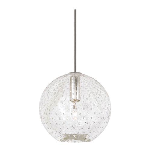 Tech Lighting Bulle Clear Monorail Pendant