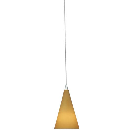 Cone III Amber Fusion Jack LED Mini Pendant