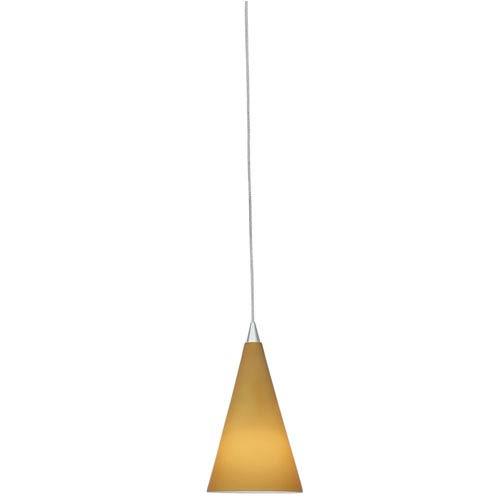 Cone III Amber LED Mini Pendant