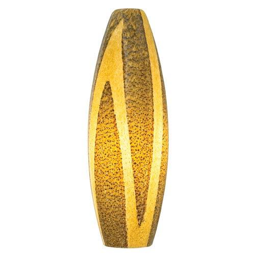 Rachel Mocha Monorail Bronze Pendant