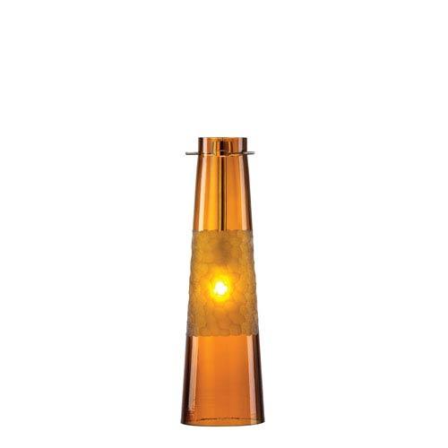 Bonn Amber LED Monorail Pendant