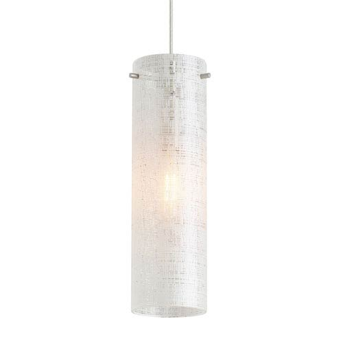 Vetra Clear One-Light 3-Inch Mini Pendant