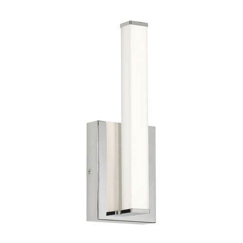 Tech Lighting Lufe Polished Chrome 3-Inch LED Wall Sconce