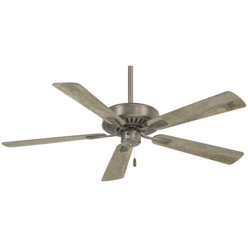 Contractor Plus Burnished Nickel 52-Inch Ceiling Fan