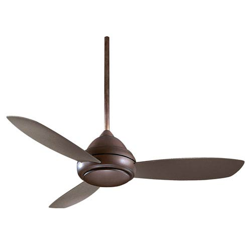 Concept I Oil Rubbed Bronze 52-Inch LED Ceiling Fan