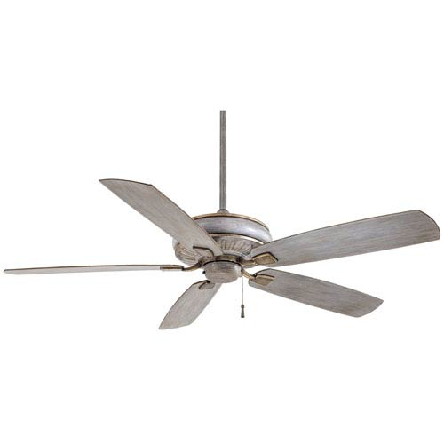 Sunseeker Driftwood 60-Inch Ceiling Fan
