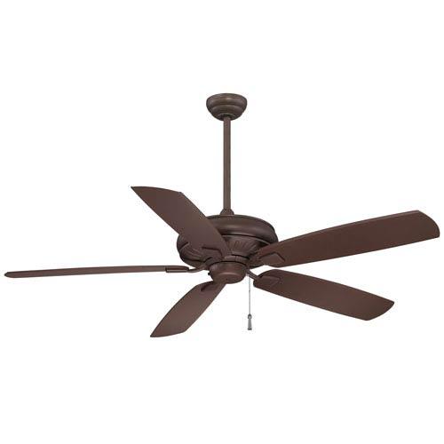 Minka Aire Sunseeker 60-Inch Ceiling Fan in Oil Rubbed Bronze with Five Blades