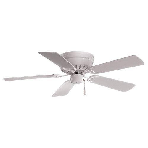 42-Inch Mesa White Ceiling Fan