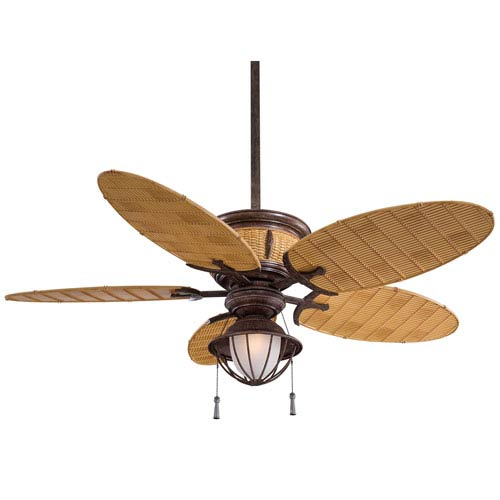 Shangri-La Indoor/Outdoor 52-Inch Ceiling Fan
