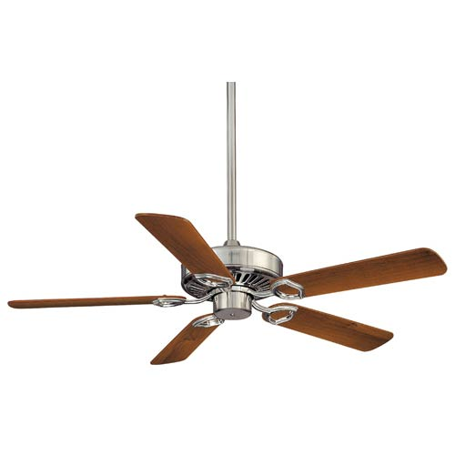 Ultra Max Brushed Nickel  Energy Star 54-Inch Ceiling Fan