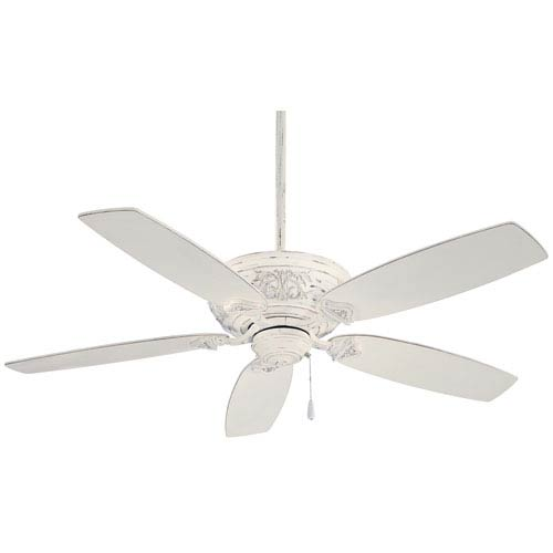 Classica Provencal Blanc 54-Inch Ceiling Fan