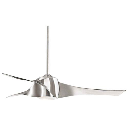 Artemis Liquid Nickel 58-Inch LED Ceiling Fan