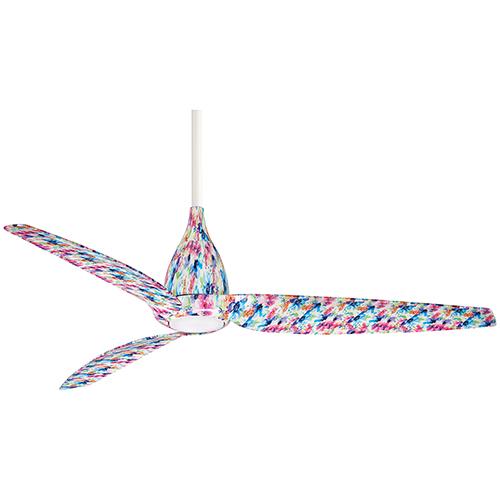 Tear Flower 60-Inch LED Ceiling Fan