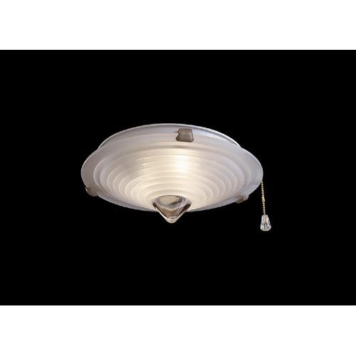 Low Profile Modern  Fan Light