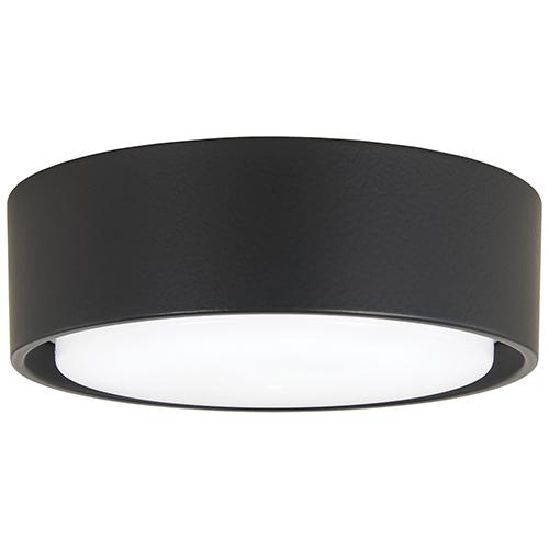 Simple Coal LED Fan Light Kit