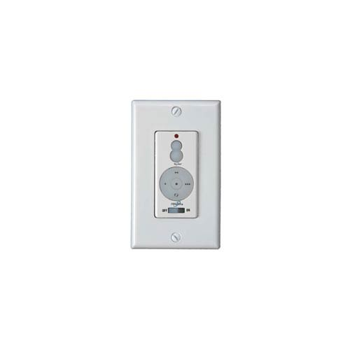 WC210 Wall Mount AireControl 32 Bit Ceiling Fan Remote System