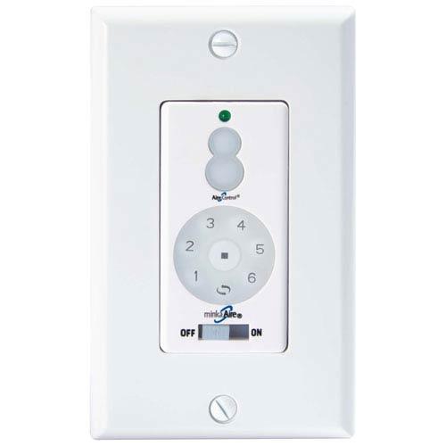 WC500 DC Fan Wall Remote Control