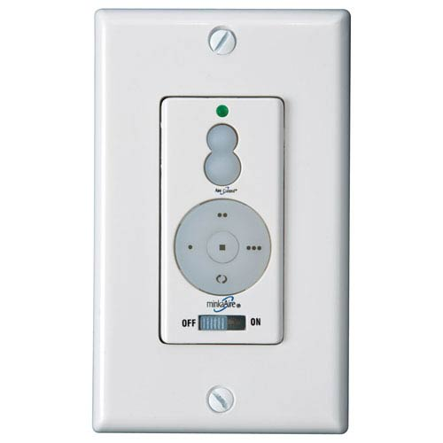 Minka Aire WCS212 Wall Mount AireControl 256 Bit Ceiling Fan Remote System