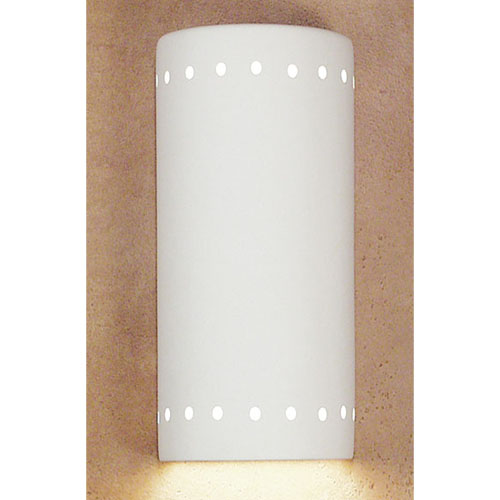 A-19 Lighting Patmos Bisque Wall Sconce