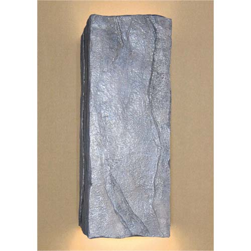 Stone Grey Wall Sconce