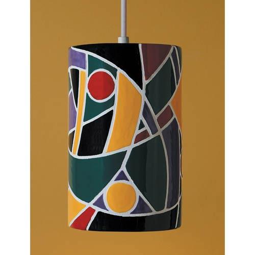 Picasso Multicolor Mini Pendant