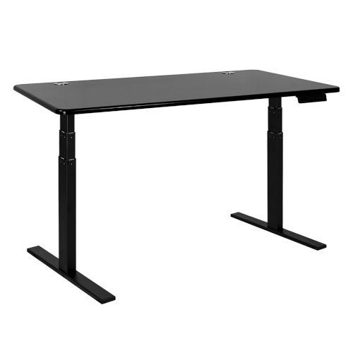 Autonomous Black Frame Black Classic Top Premium Adjustable Height Standing Desk