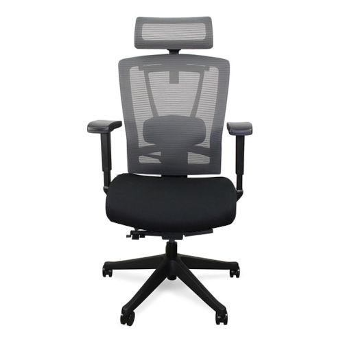 Autonomous Black Premium Ergonomic Office Chair