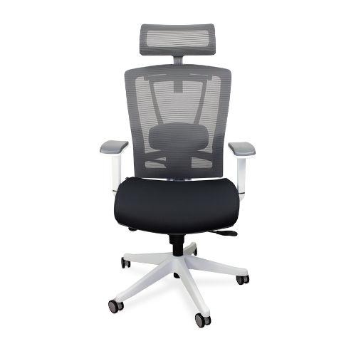 Autonomous Black and White Premium Ergonomic Office Chair