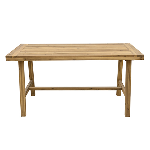 Miami Yellow Outdoor Picnic Dining Table