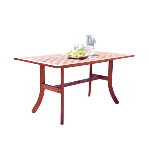 Atlantic Rectangular Table