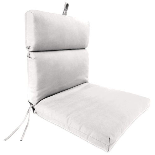 Canvas Natural 22 x 44 Inch Outdoor Chair Cushion