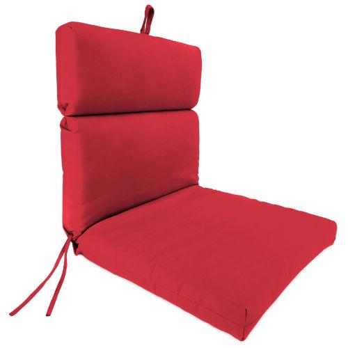 Canvas Blush Outdoor Chair Cushion