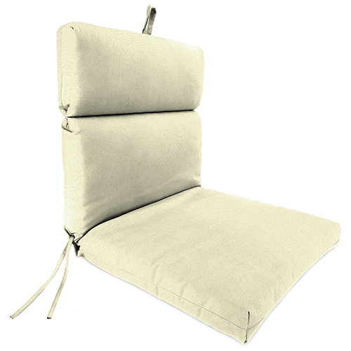 Sailcloth Sailor Rain 22-Inch x 44-Inch x 4-Inch Outdoor Chair Cushion- 1-Pack