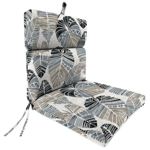 Hixon Stone 22 x 44 Inch Outdoor Chair Cushion