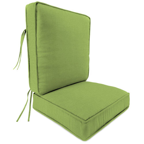 2-Piece Attached Deep Seat Cushion