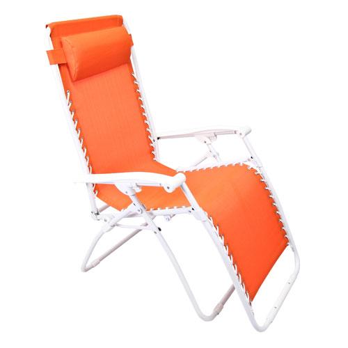 Zero Gravity Chairs Orange Zero Gravity Chair