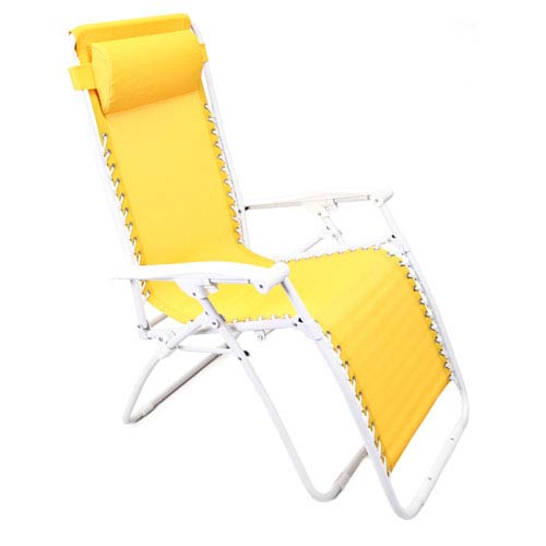 Zero Gravity Chairs Yellow Zero Gravity Chair