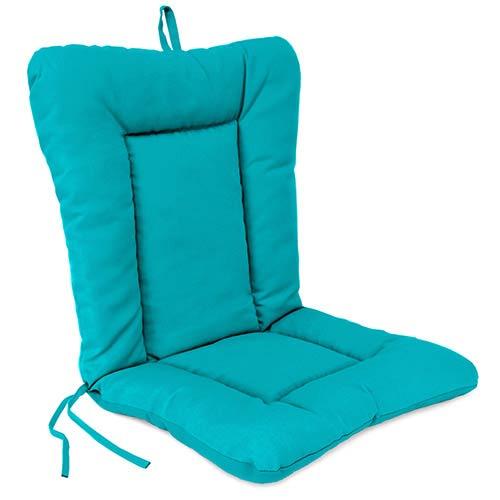 Jordan Manufacturing Company Fresco Atlantis Wrought Iron Chair Cushion