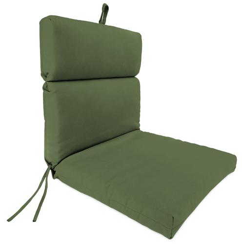 Jordan Manufacturing Company Universal Canvas Fern Chair Cushion