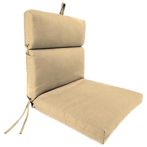 Husk Texture Birch Universal Chair Cushion