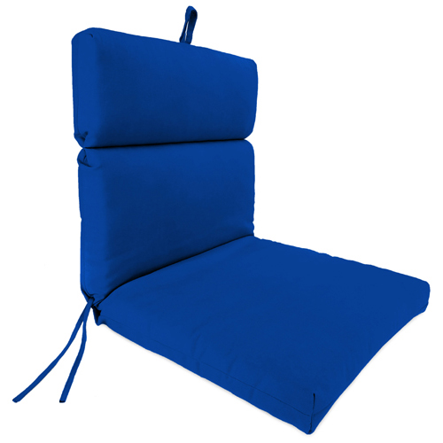 Universal Canvas Pacific Blue Chair Cushion
