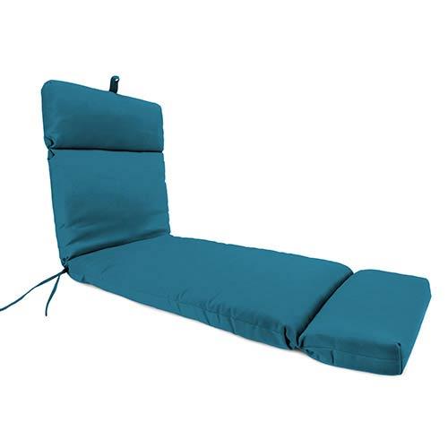 Jordan Manufacturing Company Fresco Peacock Universal Lounge Cushion