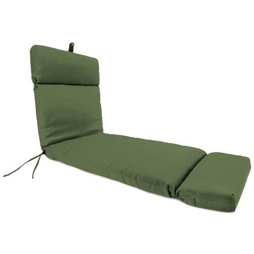 Jordan Manufacturing Company Universal Canvas Fern Chaise Lounge