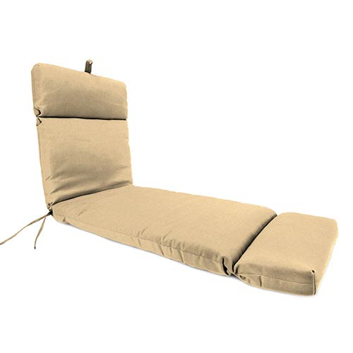 Jordan Manufacturing Company Husk Texture Birch Universal Lounge Cushion