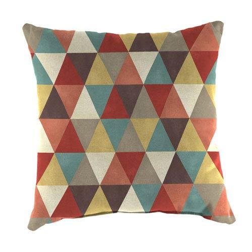 Jordan Manufacturing Company Womel Canyon 16 Inch Square Toss Pillow