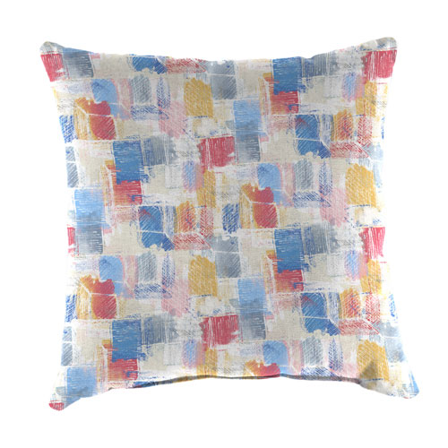 Jordan Manufacturing Company 16-Inch Square Toss Pillow