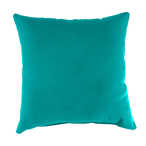 Jordan Manufacturing Company Canvas Aruba Square Toss Pillow