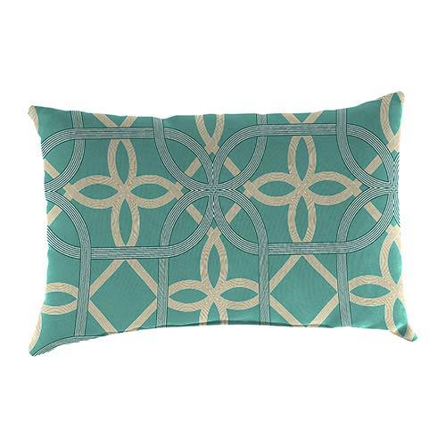 Jordan Manufacturing Company Keene Pool Rectangular Toss Pillow