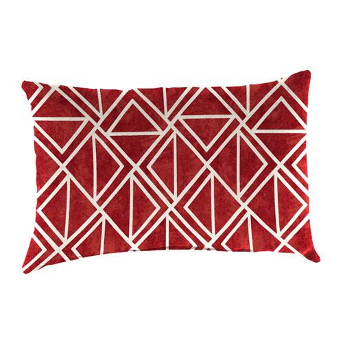 Rectangle Toss Pillow 18 x 12