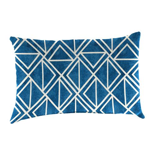 Jordan Manufacturing Company Rectangle Toss Pillow 18 x 12